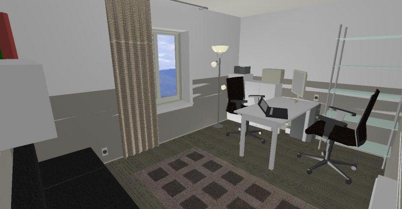 notre future maison levens 5 vue 3d du futur am nagement int rieur. Black Bedroom Furniture Sets. Home Design Ideas