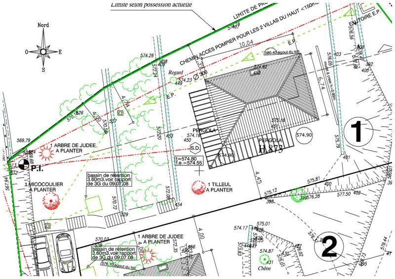 notre future maison 224 levens 187 3 le permis de construire